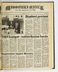 The Missouri Miner, April 14, 1983