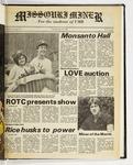 The Missouri Miner, April 28, 1983