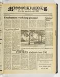 The Missouri Miner, September 01, 1983