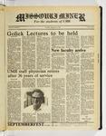 The Missouri Miner, September 15, 1983