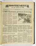 The Missouri Miner, September 22, 1983