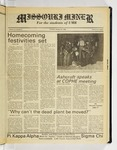 The Missouri Miner, October 20, 1983