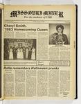 The Missouri Miner, October 27, 1983