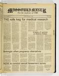 The Missouri Miner, November 17, 1983