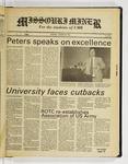 The Missouri Miner, January 26, 1984
