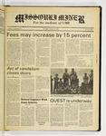 The Missouri Miner, February 16, 1984