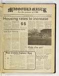 The Missouri Miner, February 23, 1984