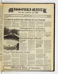 The Missouri Miner, April 12, 1984