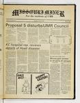 The Missouri Miner, April 19, 1984