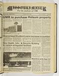 The Missouri Miner, August 30, 1984