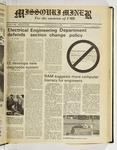 The Missouri Miner, September 06, 1984