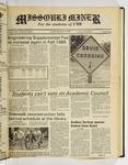 The Missouri Miner, September 13, 1984
