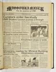 The Missouri Miner, September 20, 1984