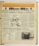 The Missouri Miner, October 30, 1985