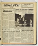 The Missouri Miner, February 05, 1986