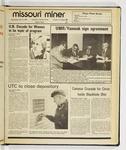 The Missouri Miner, February 12, 1986