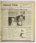 The Missouri Miner, February, 19, 1986