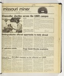 The Missouri Miner, September 02, 1986