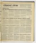 The Missouri Miner, February 11, 1987