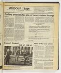 The Missouri Miner, March 04, 1987