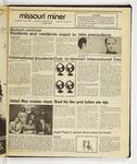 The Missouri Miner, April 08, 1987