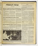 The Missouri Miner, April 22, 1987