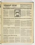The Missouri Miner, September 09, 1987
