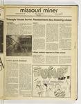 The Missouri Miner, January 20, 1988