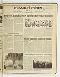 The Missouri Miner, March 09, 1988