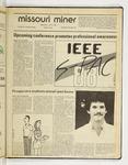 The Missouri Miner, April 06, 1988