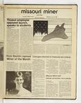 The Missouri Miner, April 20, 1988