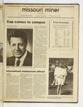 The Missouri Miner, April 27, 1988