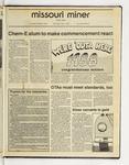 The Missouri Miner, May 04, 1988