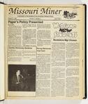 The Missouri Miner, August 23, 1988