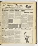 The Missouri Miner, August 29, 1988