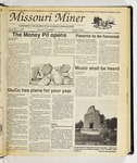 The Missouri Miner, September 07, 1988
