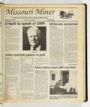 The Missouri Miner, September 21, 1988