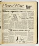 The Missouri Miner, September 28, 1988