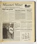 The Missouri Miner, October 12, 1988