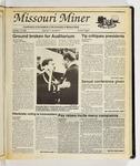 The Missouri Miner, October 19, 1988