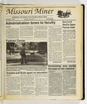 The Missouri Miner, November 02, 1988