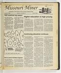 The Missouri Miner, January 18, 1989