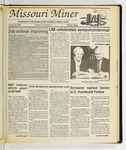 The Missouri Miner, January 25, 1989