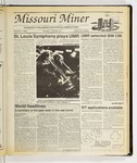 The Missouri Miner, February 01, 1989