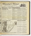 The Missouri Miner, February 15, 1989