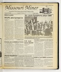 The Missouri Miner, February 22, 1989