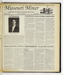 The Missouri Miner, March 22, 1989