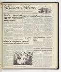 The Missouri Miner, April 12, 1989