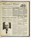 The Missouri Miner, April 26, 1989