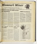 The Missouri Miner, September 06, 1989